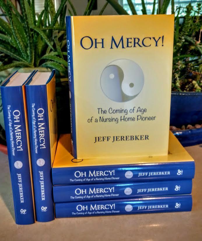 Oh Mercy! by Jeff Jerebker